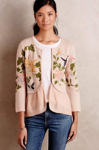 Anthropologie: 40% Off Sweaters for 2 Days