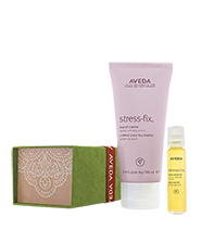 Aveda: Free Winter Relief Trio with $30 Purchase