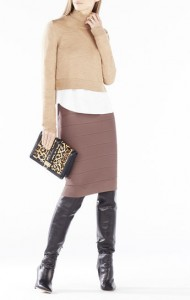 BCBG Max Azria: 40% Off All Sweaters & Free 2nd Day Shipping