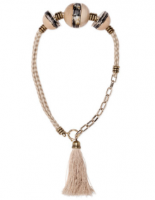 Bergdorf Goodman: Lanvin Natu Short Tassel Necklace $969