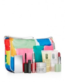 Bloomingdales: FREE 8-pc Gift Set with $50 Clinique purchase