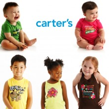 Carter's: 50-70% Off More the Merrier Sale