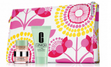 Clinique: Mini Moisture Boost Kit+Cosmetic Bag Free With $25 Purchase