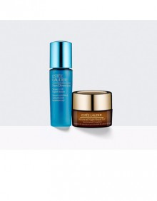 Estee Lauder: 2 Deluxe Anti-age Samples with $50+