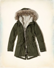 Hollister: 50% Off All Outerwear