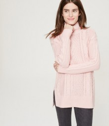 Loft: 50% Off Full-Priced Sweaters