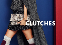 Nine West: Extra 20% Off Clutches!