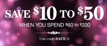 Skinstore: Save Up To $50 On $200 Purchase