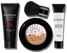 Smashbox: 3 Deluxe Samples with $50+ Orders