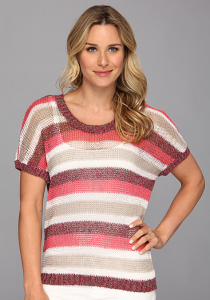 6PM: 70% Off Tommy Bahama Crespi Stripe Pullover