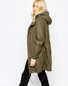 ASOS: Up to 70% Off Parka Coat + Up To $50 off Purchase