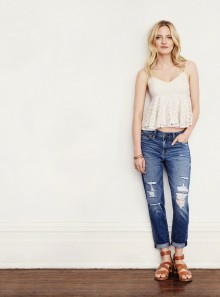 Abercrombie & Fitch: Up To 60% Off Clearance & All Jeans $39