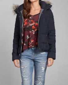 Abercrombie & Fitch: Winter Styles Up To 60% Off