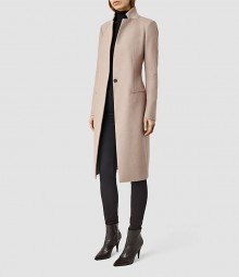 All Saints: 20% Off All Coats & Sweaters + Extra 20% Off Sale Items