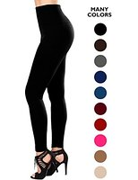 Amazon: Just $14.99 For Sakkas Warm Fleece High Waist Leggings