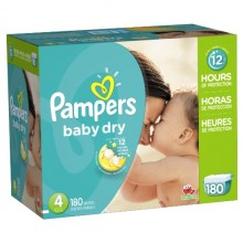 Amazon: Pampers Diapers Economy Pack Plus Diapers on sale, extra 30% + 20% OFF
