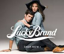 Amazon Deal of the Day: Lucky Brand Jeans & Jewelry 50% Off
