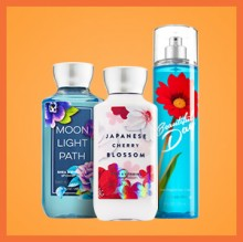 Bath & Body Works: 20% Off Purchase & Special Deals