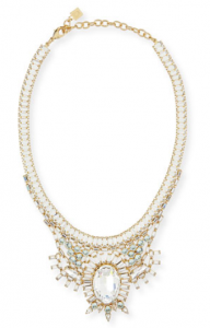 Bergdorf Goodman: Dannijo Bodi Crystal Statement Necklace $597