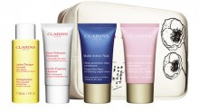 Clarins: Free Skin Care Set with $60+ Purchase