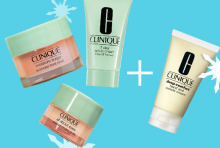 Clinique: Eye Makeup Duo, Winter Wonders & Hand Treatment as GWP