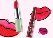 Clinique: 2 Free Lip Minis With Any $35 Purchase