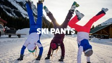 Columbia: Ski Pants On Sale For As Low As $19.90