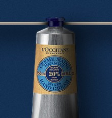 L'Occitane: Free GWP with $45 Purchase