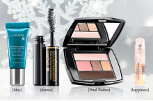 Lancome: 4 Piece Gift with $49 Purchase & More