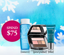 Lancome: Up To 8 Piece Gift with Purchase
