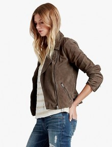 Lucky Brand: $50 Off Leather Jackets & Other Deals