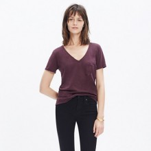 Madewell: 25% Off 2 or More 'Whisper' Cotton Tees