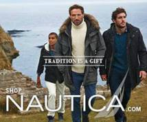 Nautica: 50% Off Cold Weather Styles & Extra 40% Off Sale