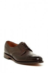 Nordstrom Rack: Allen Edmonds 6th Ave Cap Toe Derby Shoes $149.90
