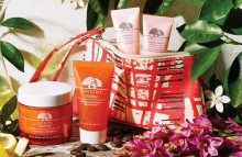 Origins: 2 Complimentary Deluxe Moisturizers With Any $45 Purchase