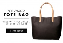 Perfumania: Free Tote Bag With $100+ Purchase