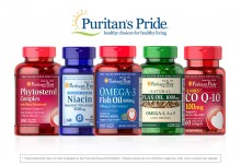 Puritans Pride: Extra 15% OFF + Buy 2 Get 3 Free