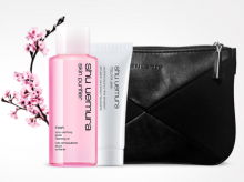 Shu Uemura: Free Shipping for Bestsellers This Week & GWP