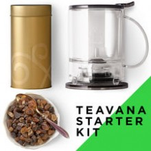 Teavana: Free Shipping All Orders & $10 Off $50+