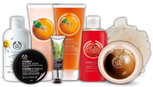 The Body Shop: Up to 75% Off + Buy 3 Get 2 Free With Any Purchase