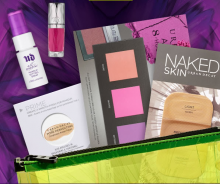 Urban Decay: Free 5 Sample Set & Bag as GWP