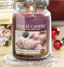 Yankee Candle: Large Candle Sale 5 for $55, 3 for $39, 1 for $15