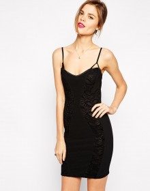 ASOS: Up to 70% Off Black Lace Dresses