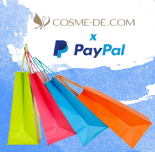 COSME-DE.com: Extra 25% Off Paypal Orders Above $150