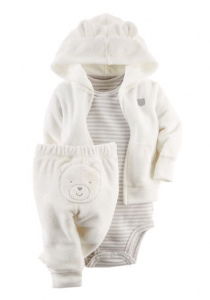 Carter's: 50% Off Baby Essentials