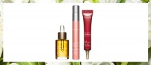 Clarins: 3 Piece Gift with $125+ Purchase Today