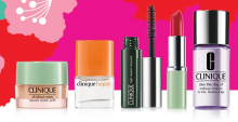Clinique: Pick 5 Free Minis + Free Shipping With $40 Purchase