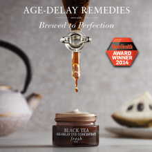 Fresh: Black Tea Age-Delay Instant Infusion & Age-Delay Eye Concentrate GWP