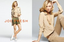 Joe Fresh: Up To 25% Off Purchase