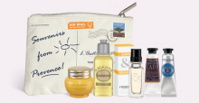 L'Occitane: Free Provencal Gift With Any $125 Purchase